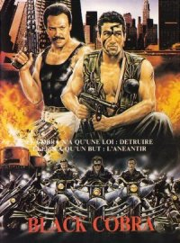 Cobra nero poster