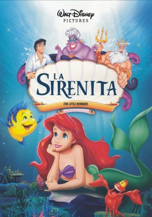 The Little Mermaid 700x1000
