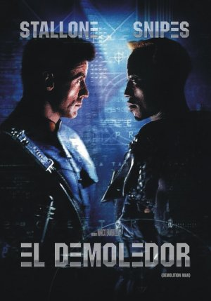 Demolition Man 700x1000