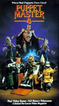 Puppet Master 4 poster