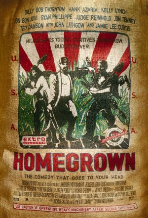 Homegrown Poster