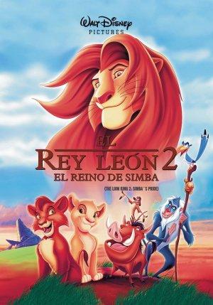 Der König der Löwen 2: Simbas Königreich 700x1000