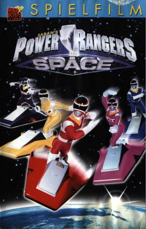 Power Rangers in Space 713x1122