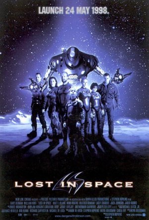 Lost in Space 599x886
