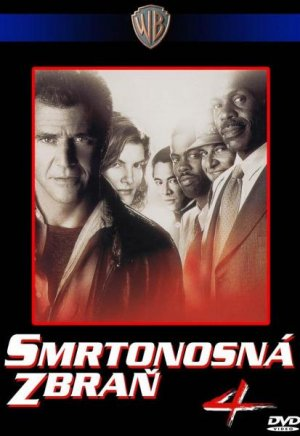 Lethal Weapon 4 413x600