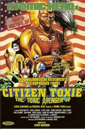 Citizen Toxie: The Toxic Avenger IV 2354x3567