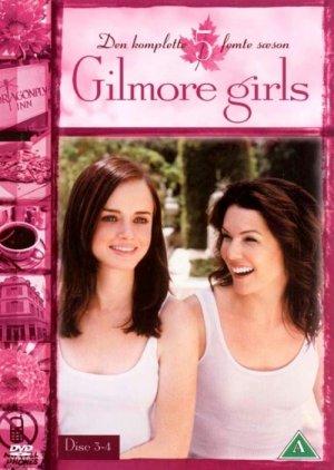 Gilmore Girls 500x704