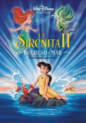 The Little Mermaid II: Return to the Sea 700x1000