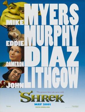 Shrek - Der tollkühne Held 2276x3000