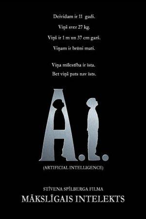 Artificial Intelligence: AI 525x786