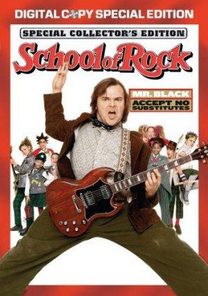 The School of Rock 351x500