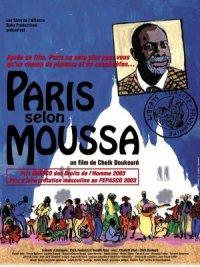 Paris selon Moussa poster
