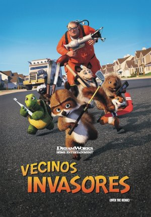 Over the Hedge 700x1000