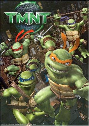 Teenage Mutant Ninja Turtles 980x1390