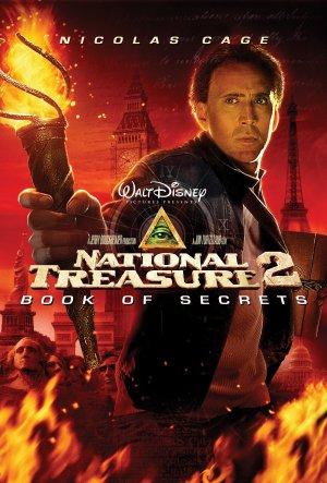 National Treasure: Book of Secrets 2708x4000