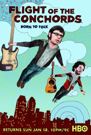 Flight of the Conchords 1013x1500