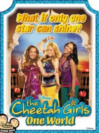 The Cheetah Girls: One World poster
