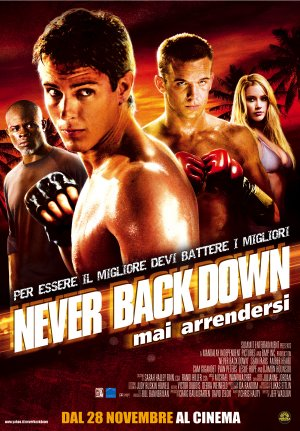 Never Back Down 900x1293