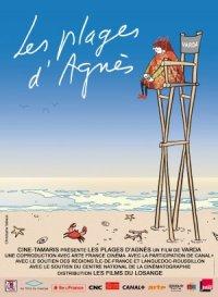 Les plages d'Agnès poster