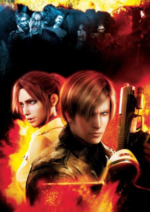 Resident Evil - Degeneration 1530x2157