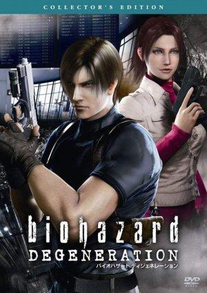 Resident Evil - Degeneration 562x794