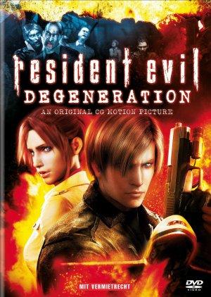 Resident Evil - Degeneration 1261x1772