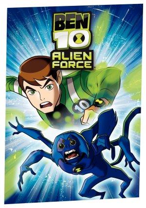 Ben 10: Alien Force 1521x2158