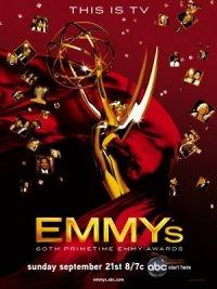 The 60th Primetime Emmy Awards poster