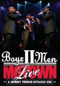 Boyz II Men Motown: A Journey Through Hitsville USA Live poster