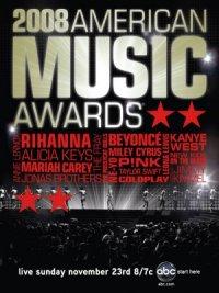 2008 American Music Awards poster