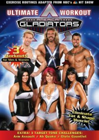 American Gladiators Ultimate Workout poster