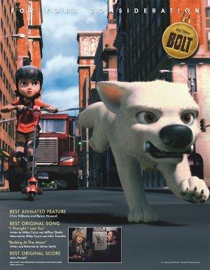 Bolt: Ein Hund für alle Fälle 600x771