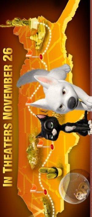 Bolt: Ein Hund für alle Fälle 301x711