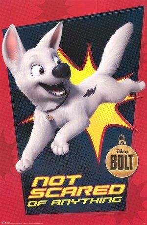 Bolt: Ein Hund für alle Fälle 500x763
