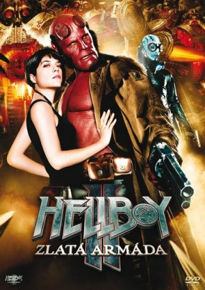 Hellboy II: The Golden Army 390x550