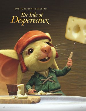 The Tale of Despereaux 600x771