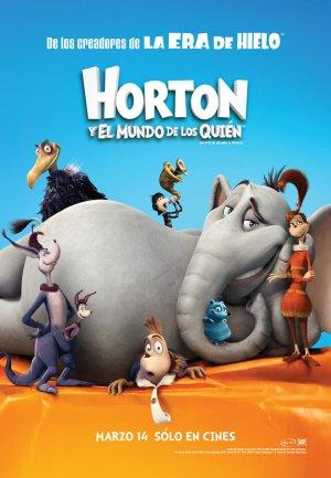 Horton Hears a Who! 831x1200