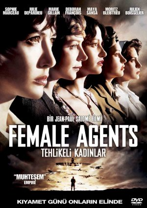 Female Agents - Geheimkommando Phoenix 1524x2163