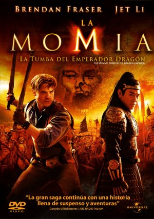 The Mummy: Tomb of the Dragon Emperor 1505x2147