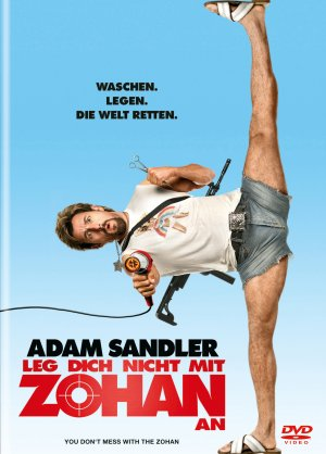 You Don't Mess with the Zohan 1533x2138