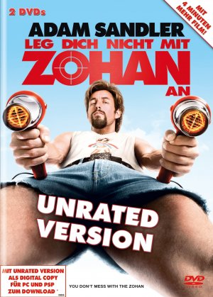You Don't Mess with the Zohan 1533x2142