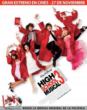High School Musical 3: Senior Year 1853x2362