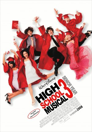High School Musical 3: Senior Year 3469x5000