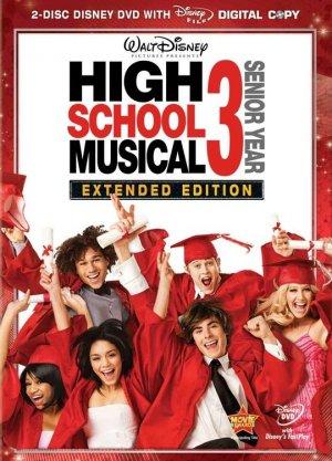 High School Musical 3: Senior Year 540x751