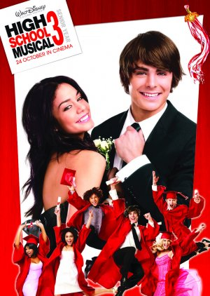 High School Musical 3: Senior Year 1034x1456