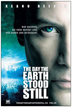 The Day the Earth Stood Still 1773x2617