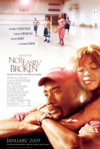 Not Easily Broken - Gib niemals auf! poster