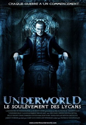 Underworld: Rise of the Lycans 1005x1457