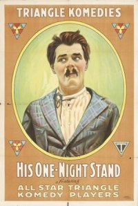 His One Night Stand poster
