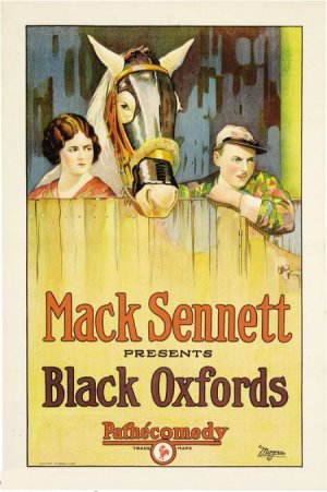 Black Oxfords Poster